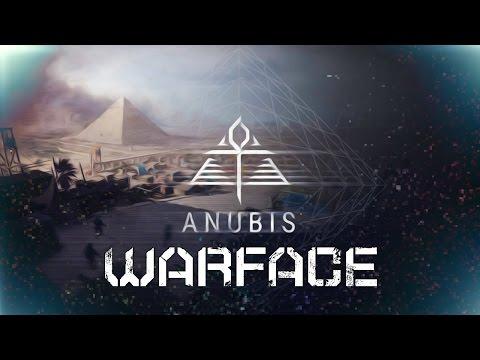 Warface Прохождение спец операции Анубис с золотым Honey Badger без комментариев