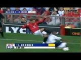 Роналдо - первый матч за МЮ
