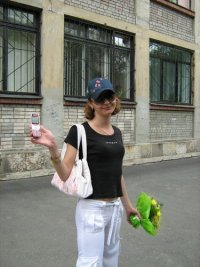 Анна Зиборова, 22 сентября 1976, Санкт-Петербург, id1395835
