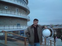 Kerim Taganov, Хазар