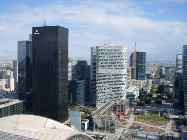 Париж, Дефанс