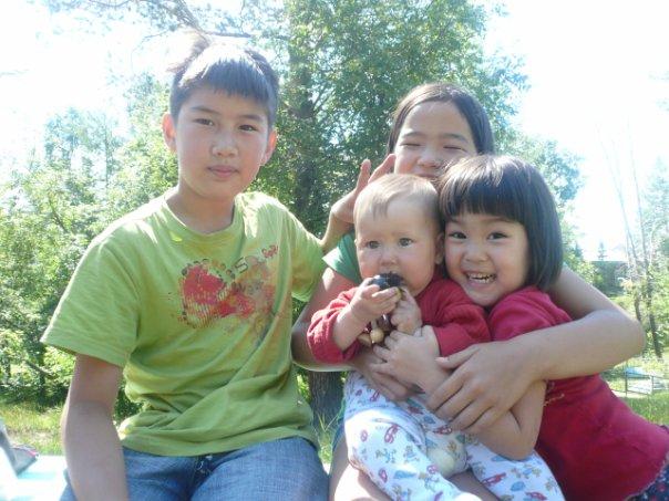 Ариадна Шмыт, Улан-Удэ - фото №26