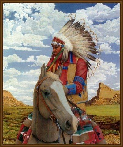 Мелодии американских индейцев фото 281-315