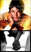 Michael Jackson...we are the world we are the children...беремся за руки все люди планеты Earth....