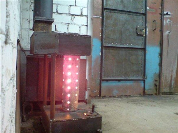 Печи на отработке купить в гараж железные гаражи в комсомольске на амуре