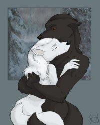 Секс с йифф волк фото 726-978
