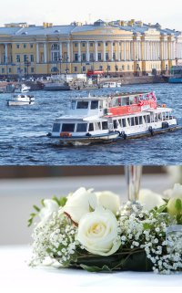 f87552b7c800fb3 Свадьба на теплоходе в Санкт-Петербурге | ВКонтакте