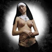 монахини эротическое фото
