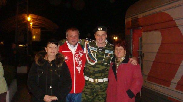 Кирилл Привезенцев  