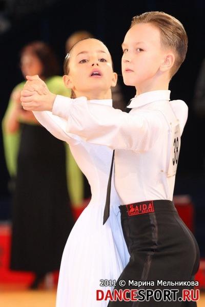 Спортивно-бальные танцы для детей | ВКонтакте