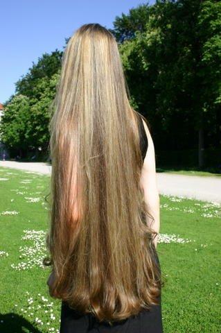 Очень длинные волосы в хорошем качестве 720 фотоография
