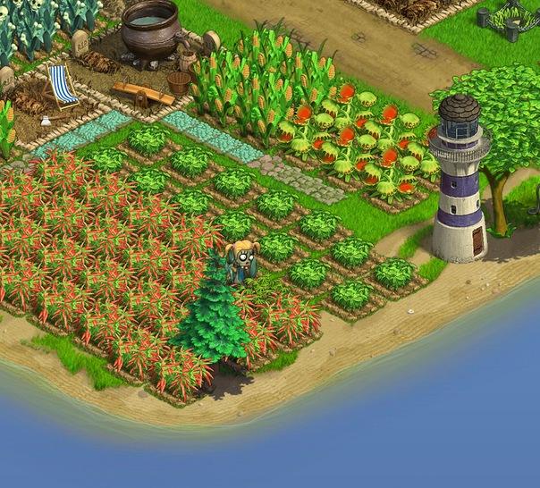Зомби Ферма