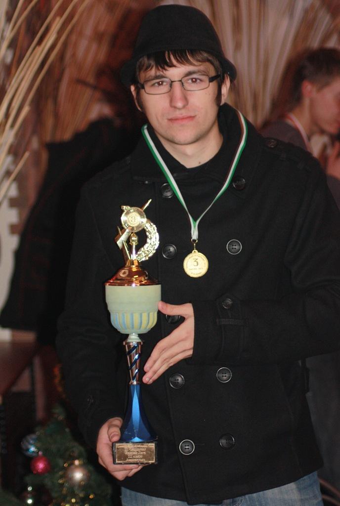 Награждение по итогам осеннего Чемпионата 6х6, сезон 2010