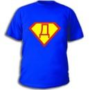Купить футболку Super дедушка. увеличить майку Super дедушка.