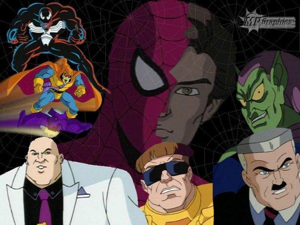 Лучший мультфильм про человек паук игры трейлер звездные войны эпизод 7