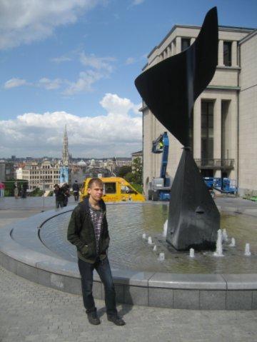 Брюссель Бельгия