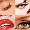 Обучение контурному макияжу.
