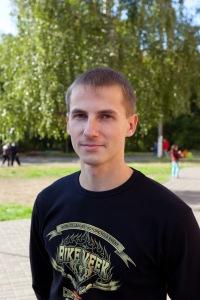 Алексей Драчков, Балашиха