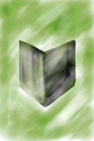 Дима нарисовал на iPhone