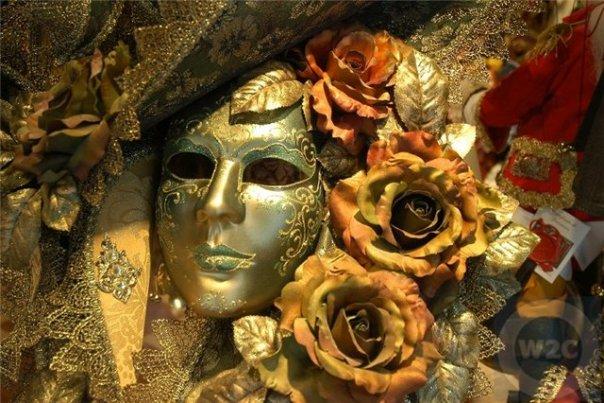 Венецианские маски X_e7128172
