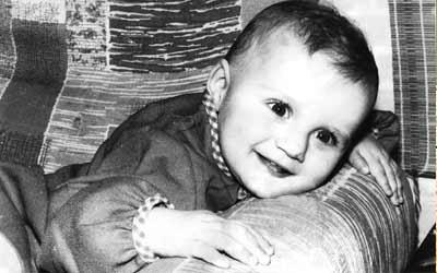 анна седокова фото в детстве