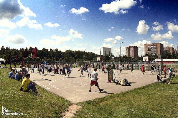 2 этап первенства на кубок мэра г.Одинцово [11 июля 2009]