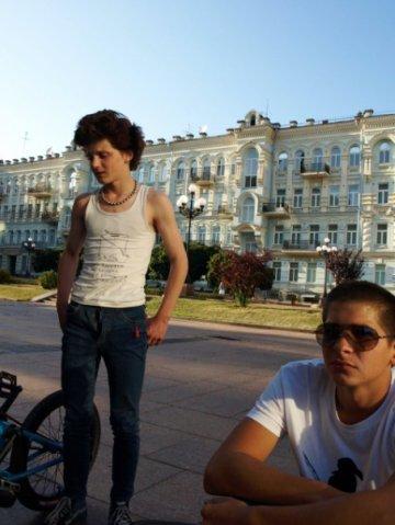 Deggy Rowlands, Москва - фото №6