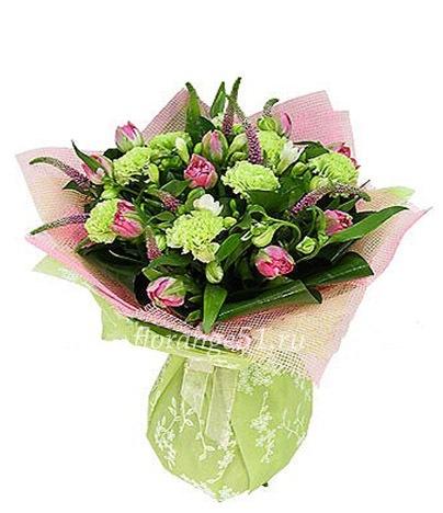 Купить цветы горшках мурманске где купить цветы в петергофе
