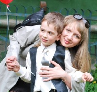Юлия Маршнёва, Новосибирск