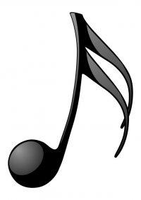 картинка нота музыкальная