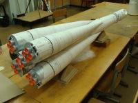 Модели ракет с двигателем своими руками 3