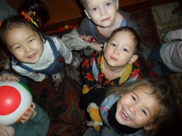 мир глазами дети фото