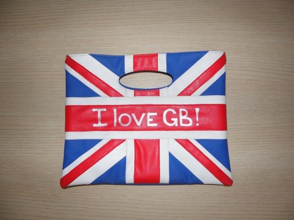 балетки с британским флагом звезды с короткими стрижками сумка с.