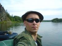 Евгений Вычужанин, 16 августа , Красноярск, id145510343