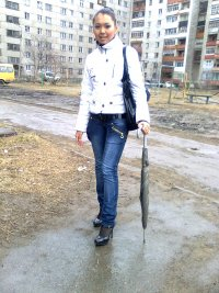 Гуля Абдырова, 10 ноября , Екатеринбург, id80227530