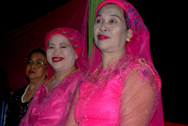 Индонезийская свадьба