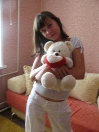 Алина Грачева, 22 марта 1997, Санкт-Петербург, id64034566