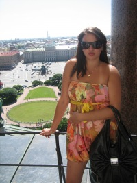Юлиана Сувак, 24 сентября 1991, Одесса, id148392496