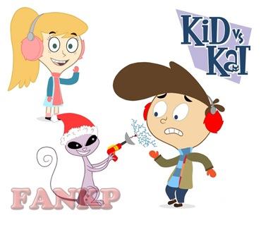 Kid vs Kat и Финес и Ферб...