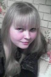 Кристи Воронова,