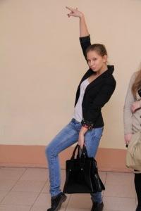 Виктория Потапова, 7 апреля 1994, Иркутск, id163386086
