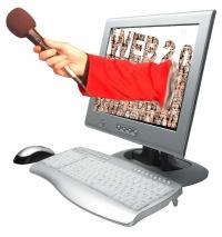 веб журналист