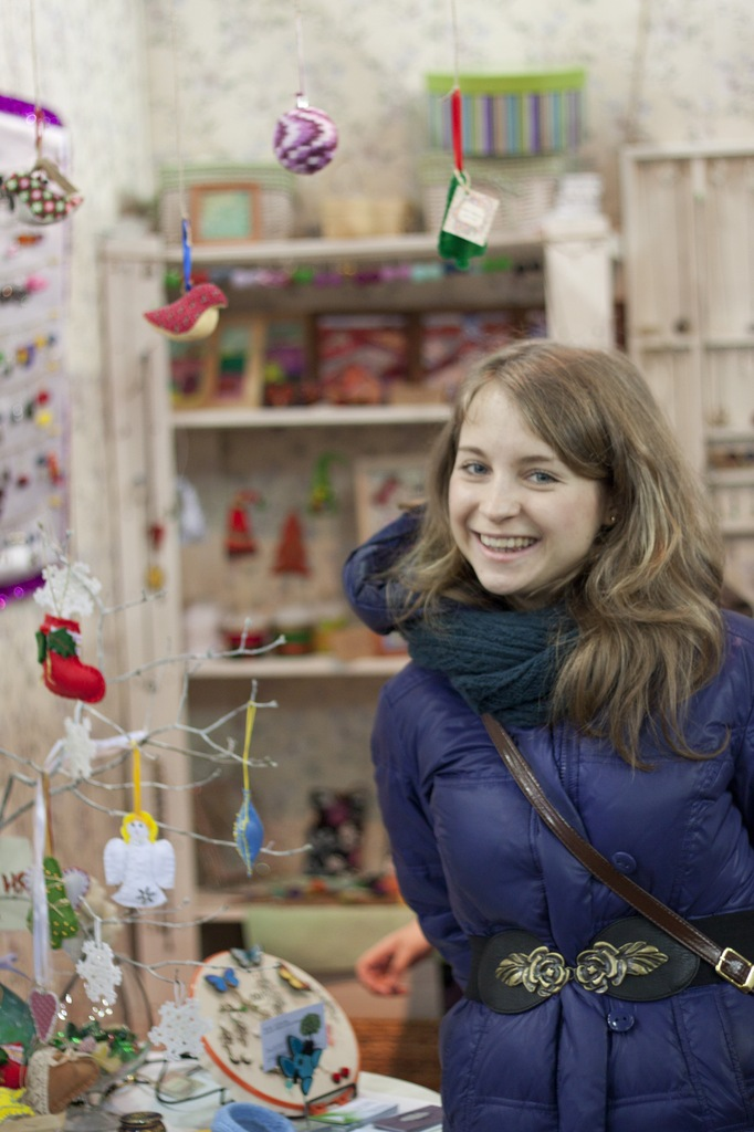 """Как мы участвовали на выставке """"Новогодний подарок"""" 2011., выставка, участие на выставке, фотоотчет, """"Новогодний подарок"""""""