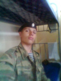 Олег Рубцов, 26 октября 1991, Навашино, id133700843