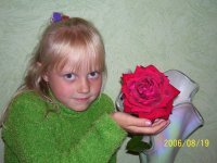 Кристина Королева, 14 апреля , Минусинск, id94154802