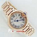 Часы Cartier (Картье) - Часы cartier золотые.