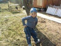 Таня Лухтан, 6 ноября , Боровск, id99509487