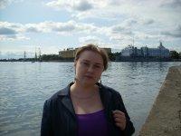 Нина Киселёва, 17 ноября 1981, Санкт-Петербург, id1890349