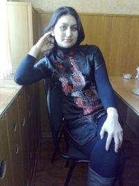 Аида Заячук, 7 декабря 1988, Мурманск, id153620122