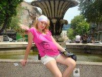 Анна Савенок, Киев